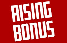 30 - 60 - 90: Claim the jackpot on the rising bonus!